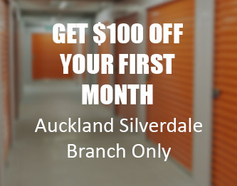 Get 100 dollars off your first months storage at guardian storage silverdale.